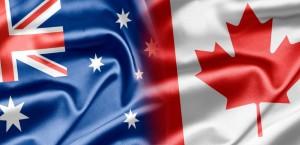 Australia Canada